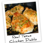 Real Texas Chicken Diablo