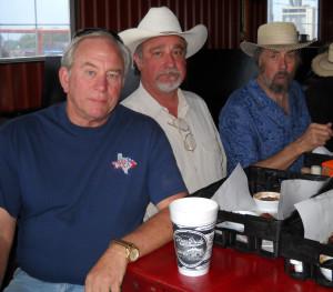 David Werst T Gozney Thornton and Augie Meyers